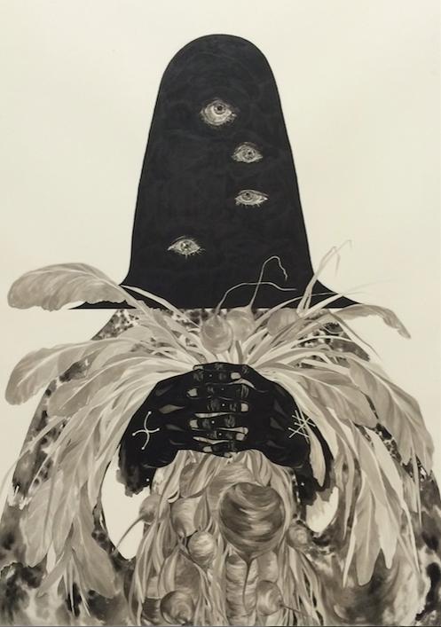 Marigold Santos, BLACK MIRROR, 2015