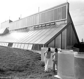 Living Lightly on the Earth: Architecture of the Ark for Prince Edward Island, 1976
