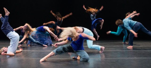 Mocean Dance animates its past in lightening speed
