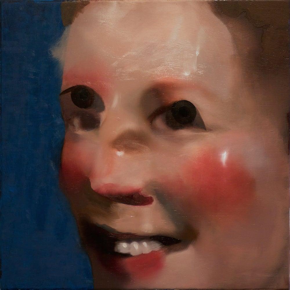 Ambera Wellmann oil painting
