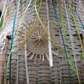 Ursula Johnson: Weaving history