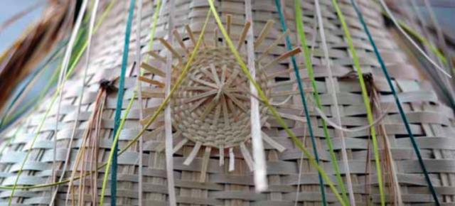 Ursula Johnson: Weaving history