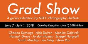 NSCC Graduation Show