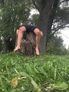 Logan MacDonald: Visiting
