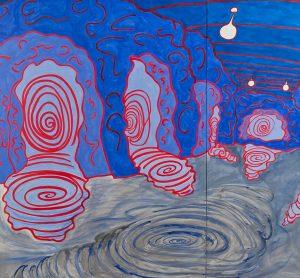 Sandra Meigs: The Basement Paintings