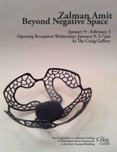 Zalman Amit: BEYOND NEGATIVE SPACE