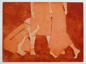 4 Ateliers:  Graveurs Ambulants/Printmakers on the Move