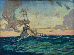Halifax Harbour 1918: Harold Gilman and Arthur Lismer