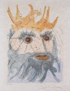 Salvador Dali, A Suite of Prints